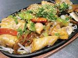 23. Chicken Teppanyaki