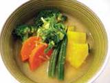 37. Vegie Miso Soup