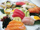 5. Deluxe Sushi & Sashimi
