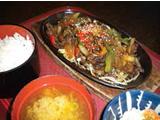20. Beef Teppanyaki Set