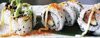 9. Hot & Spicy Tuna Roll