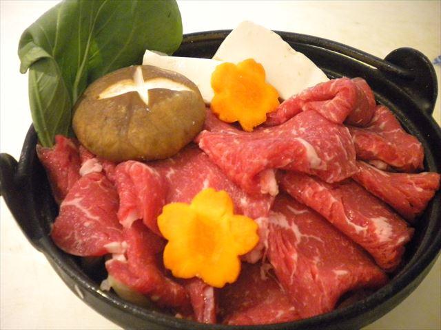 Lunch SUKIYAKI