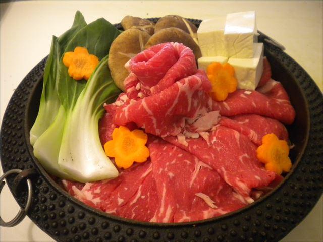 Diner Sukiyaki