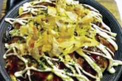 24. Okonomiyaki