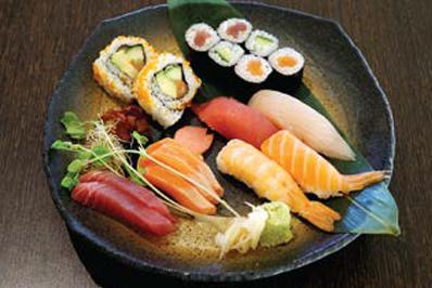 5. Sushi & Sashimi