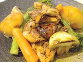 19. Teriyaki Chicken